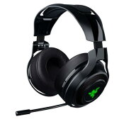 【Gaming Goods】Razer ManO'War バーチャル7.1ch ワイヤレスゲーミングヘッドセット RZ04-01490100-R3A1