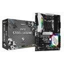 ASRock B450 Steel Legend [ATX/AM4/B450] AMD B450チップセット搭載 ATXマザーボード
