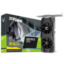 ZOTAC GAMING GeForce GTX 1650 Low Profile ZT-T16500H-10L ロープロ仕様 GeForce GTX 1650 搭載グラフィックカード