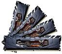 G.SKILL F4-3200C14Q-32GFX DDR4-3200/8GB x4枚 デスクトップ用メモリ Flare X (For AMD Ryzen) シリーズ