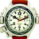 Aeromatic 1912 (エアロマティック 1912) A1285 GMT ワールドツアー 3リューズ ビッグデイト ドイツ ミリタリー 文字盤蓄光 パイロットウォッチ メンズウォッチ 腕時計