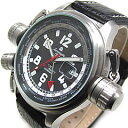 Aeromatic 1912(エアロマティック 1912) A1300 GMT ワールドツアー 3リューズ ドイツミリタリー メンズウォッチ 腕時計