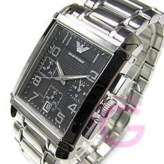 Classic metal belt chronograph Black Watch AR0334 EMPORIO ARMANI ( Emporio Armani )