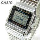 CASIO DATA BANK (カシオ データバンク) DB-380-1D/DB380-1D テレメモ デジタル シルバー キッズ・子供 かわいい! メンズウォッチ チープカシオ 腕時計 【あす楽対応】