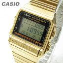 【メール便送料無料】CASIO DATA BANK (カシオ データバンク) DB-380G-1D/DB380G-1D テレメモ デジタル ゴールド キッズ・子供 かわいい! メンズウォッチ チープカシオ 腕時計 【あす楽対応】