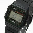 【メール便送料無料】CASIO(カシオ) F-91W-3/F91W-3 ベーシック デジタル ブラック×グリーン キッズ・子供 かわいい! メンズ/ユニセックスウォッチ チープカシオ 腕時計 【あす楽対応】