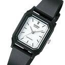 CASIO カシオ LQ-142-7E/LQ142-7E ベーシック アナログ バーインデックス ホワイト キッズ 子供 かわいい レディース チープカシオ チプカシ 腕時計