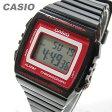 ショッピングred CASIO(カシオ) W-215H-1A2/W215H-1A2 ベーシック デジタル ブラック×レッド キッズ・子供 かわいい! メンズウォッチ チープカシオ 腕時計 【あす楽対応】