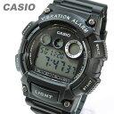 ショッピングチープカシオ CASIO カシオ W-735H-1A/W735H-1A スポーツ デジタル ブラック キッズ 子供 かわいい メンズ チープカシオ チプカシ 腕時計