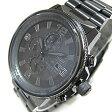 CITIZEN(シチズン) CA0295-58E Eco-Drive/エコドライブ NightHawk クロノグラフ オールブラック メンズウォッチ 腕時計