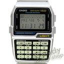 【当店在庫・無料ラッピング・弊社1年保証】CASIO DATA BANK (カシオ データバンク) DBC-1500B-1QD/DBC1500B-1QD テレメモ 雑誌掲載 海外モデル 腕時計