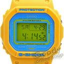 新生活 応援セール【33%OFF 当店在庫・無料ラッピング・弊社一年保証】CASIO G-SHOCK(カシオ Gショック) DW-5600CS-9DR/DW5600CS-9 Crazy Colors/クレイジーカラーズ サンイエロー メンズウォッチ 腕時計