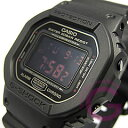 CASIO G-SHOCK (Casio G-Shock) DW-5600MS-1/DW5600MS-1 mat black red-eye men watch watch [easy ギフ _ packing choice]