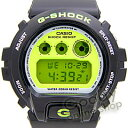 The third CASIO G-SHOCK (Casio G-Shock) DW-6900CS-1DR/DW6900CS-1 Crazy Colors/ crazy colors black FOXFIRE Fox fire men watch watch [easy ギフ _ packing choice]