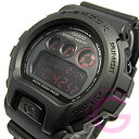 CASIO G-SHOCK (Casio G-Shock) DW-6900MS-1/DW6900MS-1 mat black red-eye men watch watch [easy ギフ _ packing choice]