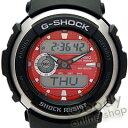 【47%OFF 当店在庫・無料ラッピング・弊社一年保証】CASIO G-SHOCK (カシオ Gショック) G-SPIKE G スパイク G-300-4AVDR/G300-4AVDR レッド メンズウォッチ 腕時計