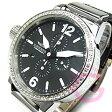 Haemmer (ヘンマー) DHC-01 XENIA クロノグラフ 45mm オーバーサイズウォッチ 腕時計 【あす楽対応】
