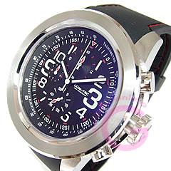 【世界限定生産】 LUM-TEC (ルミテック) LZ6 LUMZILLA/ルミジラ クロノグラフ Miyota OS10ムーブメント搭載 レッドステッチ 腕時計 【対応】 【無料ラッピング・正規一年保証】