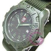 LUMINOX(ルミノックス) 8817GO/8817.GO Greenout/グリーンアウト NATOナイロンベルト ミリタリー メンズウォッチ 腕時計