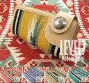 ショッピング長財布 ORTEGA オルテガラグウォレット レアカラー系 手縫い ユニセックス 財布 長財布