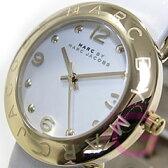 MARC BY MARC JACOBS (マーク バイ マークジェイコブス) Amy/アミー MBM1150 ラウンド レザーベルト レディースウォッチ 腕時計