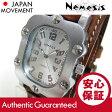 NEMESIS(ネメシス) Leather Cuff/レザーカフウォッチ BSTH007S アメリカンカジュアル メンズウォッチ 腕時計