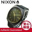 NIXON TIME TELLER (ニクソン タイムテラー) A045-1354/A0451354 ブラック×イエロー ナイロンベルト メンズウォッチ 腕時計