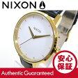 NIXON KENSINGTON (ニクソン ケンジントン) A108-1964/A1081964 レザーベルト ゴールド レディースウォッチ 腕時計