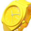 NIXON TIME TELLER P (Nixon thyme Teller P) A119-1230/A1191230 mat yellow unisex watch watch [easy  _ packing choice]
