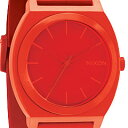 NIXON TIME TELLER P (Nixon thyme Teller P) A119-200/A119200 RED/ red unisex watch watch [easy  _ packing choice]