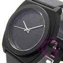 NIXON TIME TELLER P (Nixon thyme Teller P) A119-524/A119524 MATTE BLACK/ mat black unisex watch watch [easy ギフ _ packing choice]