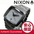 NIXON (ニクソン) THE PLAYER/プレイヤー A140-1062/A1401062 ダイアモンドインデックス ガンメタル メタルベルト 腕時計
