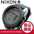 NIXON (ニクソン) A197-000/A197000 UNIT/ユニット デジタル ブラック メンズウォッチ 腕時計