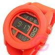 NIXON (ニクソン) A197-1156/A1971156 UNIT/ユニット デジタル ネオンオレンジ メンズウォッチ 腕時計