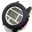 NIXON (ニクソン) A197-127/A197127 UNIT/ユニット デジタル ホワイト×ブラック メンズウォッチ 腕時計