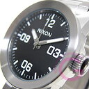 NIXON PRIVATE (Nixon private) A276-000/A276000 stainless steel belt men watch watch [easy ギフ _ packing choice]