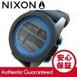 NIXON (ニクソン) A282-018/A282018 THE UNIT TIDE/ユニットタイド ブラック×ブルー メンズウォッチ 腕時計