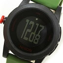 NIXON THE GENIE (Nixon Jeannie) A326-1048/A3261048 surplus / black / red unisex watch watch [easy  _ packing choice]