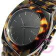 NIXON TIME TELLER ACETATE(ニクソン タイムテラー アセテート) A327-646/A327646 トータス メンズウォッチ 腕時計