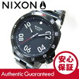 NIXON (ニクソン) A506-001/A506001 THE RANGER/レンジャー ブラック メタルベルト メンズウォッチ 腕時計