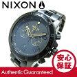 NIXON (ニクソン) A549-010/A549010 THE RANGER/レンジャー クロノグラフ ブラック×ゴールド メタルベルト メンズウォッチ 腕時計