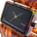 NIXON VEGA (Nixon Vega) A726-646/A726646 Tortoise (toe TASS) breath Lady's watch watch [easy ギフ _ packing choice]