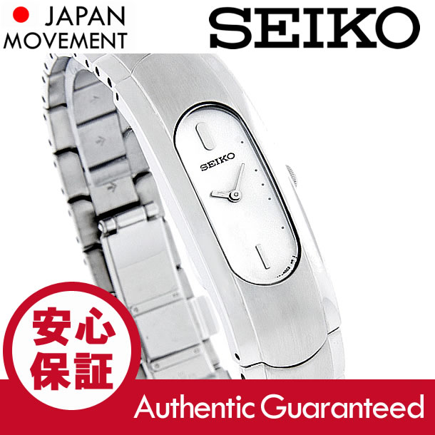 SEIKO(セイコー) SUJ451 ブレスレットタイプ メタルベルト シルバー レディースウォッチ 腕時計 【最安値に挑戦★レア デッドストック品★弊社保証付き】