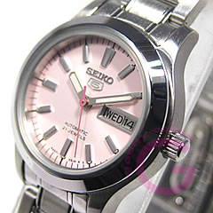 SEIKO5 ( Seiko ) SEIKO / Seiko 5 SYMD91K1 automatic winding metal Pink ladies watch watches