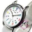 TIMEX(タイメックス) T2N837 Weekender/ウィークエンダー セントラルパーク ミッドサイズ ホワイト メンズウォッチ 腕時計 【あす楽対応】