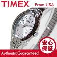 Timex (タイメックス) T2N981 Elevated Classics/エレベテッド クラシック 蛇腹ベルト シルバー レディースウォッチ 腕時計