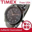 Timex (タイメックス) T2P135 Easy Reader/イージーリーダー メタルベルト グレー メンズウォッチ 腕時計【あす楽対応】