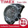 Timex (タイメックス) T49997 Expedition/エクスペディション ナイロンベルト ブラック メンズウォッチ 腕時計