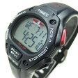 Timex (タイメックス) T5H5819J IRONMAN 30-LAP FULLSIZE/アイアンマン 30ラップ フルサイズ ラバーベルト ブラック 輸入品 メンズウォッチ 腕時計 【あす楽対応】
