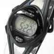 Timex (タイメックス) T5K039 IRONMAN 50-LAP/アイアンマン 50ラップ デジタル ラバーベルト ブラック レディースウォッチ 腕時計